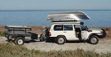 2005 Toyota LandCruiser, electric rooftop boat, 4x4 pod trailer Cremorne Point North Sydney Area Preview