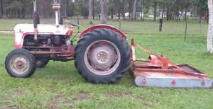 Cheap tractor and slasher wanted Tuggerah Wyong Area Preview