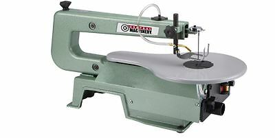 16 In. Variable Speed Scroll Saw Wood Specialty Intricate Cut Curves Precise