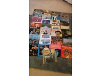 Collection of Vinyl LP`s - Various eras - All records in Pictures Included
