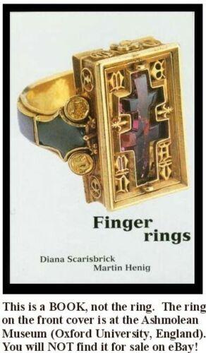 Ashmolean Ancient Finger Rings Rome Greece Minoan Hittite Egyptian Celt Medieval