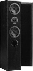 HIGH END TECHNICS SBT200 TOWER SPEAKERS - 200 WATTS RMS EACH