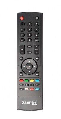 Remote Control FOR  ZAAPTV HD 509 N & MAAXTV LN5000 + FREE SHIPPING