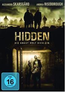 Hidden - Die Angst holt dich ein (2015) DVD - <span itemprop='availableAtOrFrom'>Freiensteinau, Deutschland</span> - Hidden - Die Angst holt dich ein (2015) DVD - Freiensteinau, Deutschland