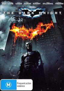 Batman: THE DARK KNIGHT =NEW R4 DVD=Heath Ledger