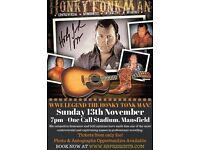 Wrestling Fans - WWE's The Honky Tonk Man!