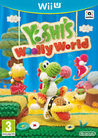LOOKING for Wii U Games