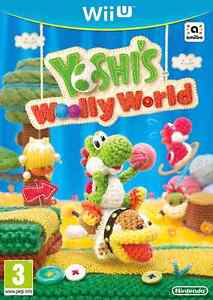 Wiiu yoshis woolly world