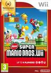 Nintendo - New Super Mario Bros Nintendo Selects Wii