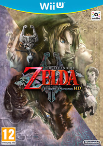 The Legenda Zelda Twilight Princess HD wiiu