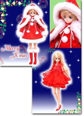 Azone Original Doll Christmas Lycee Amazing Grace 1/6 Fashion Doll