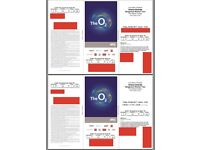 2 x Ariana Grande Block C3 Seated Tickets. Friday 26th May. O2 Arena