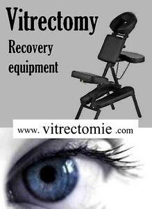 Vitrectomy - Facedown recovery equipment