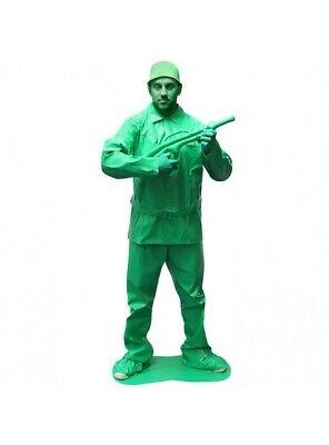 Costume soldatino giocattolo - soldatino Toy Story - Taglia M - Trucco incluso