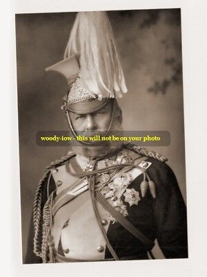 mm288 - Duke of Cambridge in uniform - Royalty photo 6 x 4""