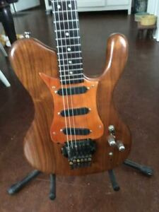Rare odd ball one of a kind guitar for sale or trade