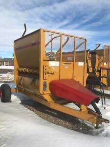 2002 Haybuster 2640 Bale Processor