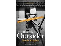 Bloomsbury's Outsider: A Life of David Garnett (paperback NEW)