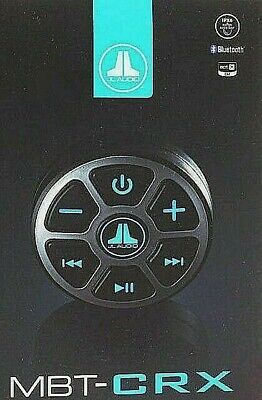 JL AUDIO MBT-CRX MARINE RATED BLUETOOTH ADAPTER CONTROLLER RECEIVER NEW Jl Audio Marine