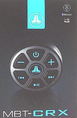 JL Audio MBT-CRX Bluetooth UTV Marine Audio Controller Receiver Brand New