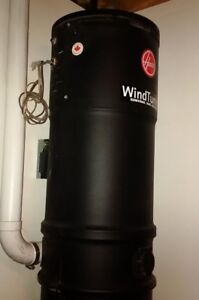 Hoover WindTunnel Central Vac  *HandyMan Special* Price Negtable