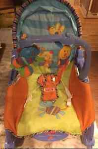 FISHER PRICE INFANT-TO-TODDLER PORTABLE ROCKER!! Peterborough Peterborough Area image 1