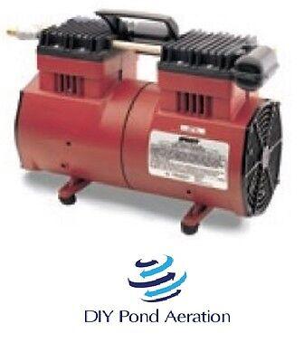 New Thomas 1820co Air Compressor 1.5 Hp 6cfm 40psi Heavy Duty Pump W Handle
