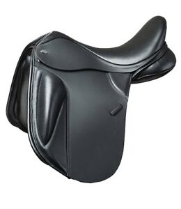 T8 Thorowgood dressage saddle