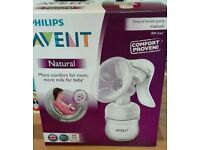 Avent manual breast pump for parts