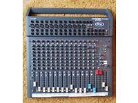 Soundcraft Spirt Folio SX mixing board