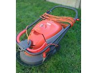 Flymo Hover Vac Lawn Mower
