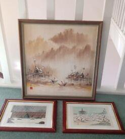 Japanese and Vietnamese art