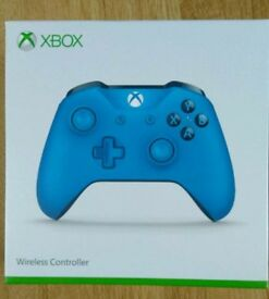 Xbox One Controller Blue *New & Sealed