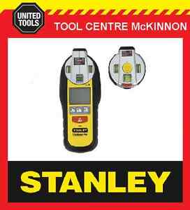 STANLEY INTELLILASER PRO: STUD FINDER AND LASER LINE LEVEL