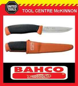 BAHCO 2444 MORA MULTI PURPOSE KNIFE WITH HOLSTER