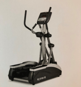 BARELY USED TRUE Fitness M30 Elliptical Trainer