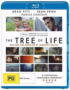 The Tree Of Life : NEW Blu-Ray