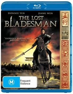 The Lost Bladesman (Blu-ray, 2011) NEW
