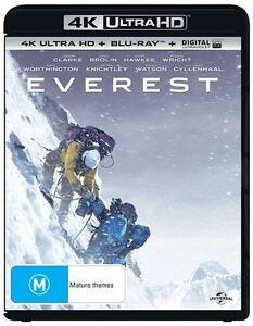 Everest : NEW (4K Ultra HD - UHD) Blu-Ray