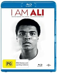 I Am Ali (Blu-ray, 2014) NEW UNSEALED