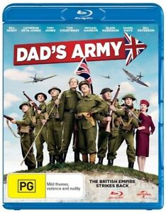 Dad's Army (Blu-ray, 2016) NEW
