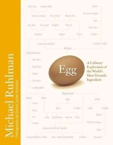 Egg: A Culinary Exploration of the World's Most Versatile Ingredient by...