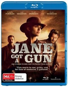 Jane Got A Gun : NEW Blu-Ray