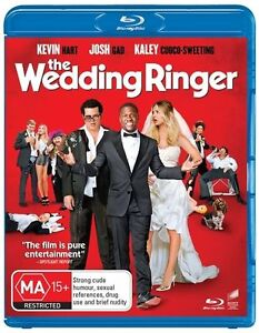 The Wedding Ringer : NEW Blu-Ray