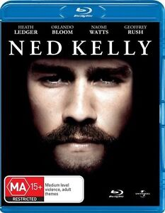 Ned Kelly - Heath Ledger (Blu-ray, 2011) NEVER PLAYED & STILL SEALED