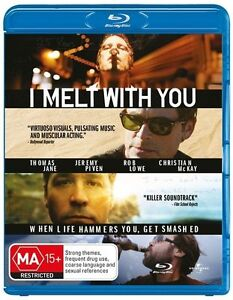 Brand New & Sealed - I MELT WITH YOU (Blu-ray movie, 2012)