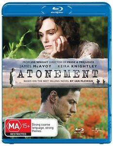 Atonement : NEW Blu-Ray