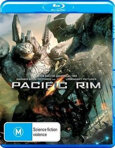 Pacific Rim (Blu-ray) New