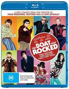 The Boat That Rocked (Blu-ray, 2009)