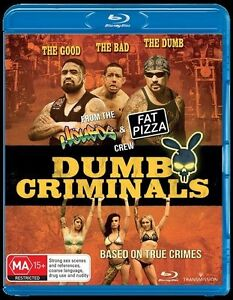The Dumb Criminals - Movie : NEW Blu-Ray